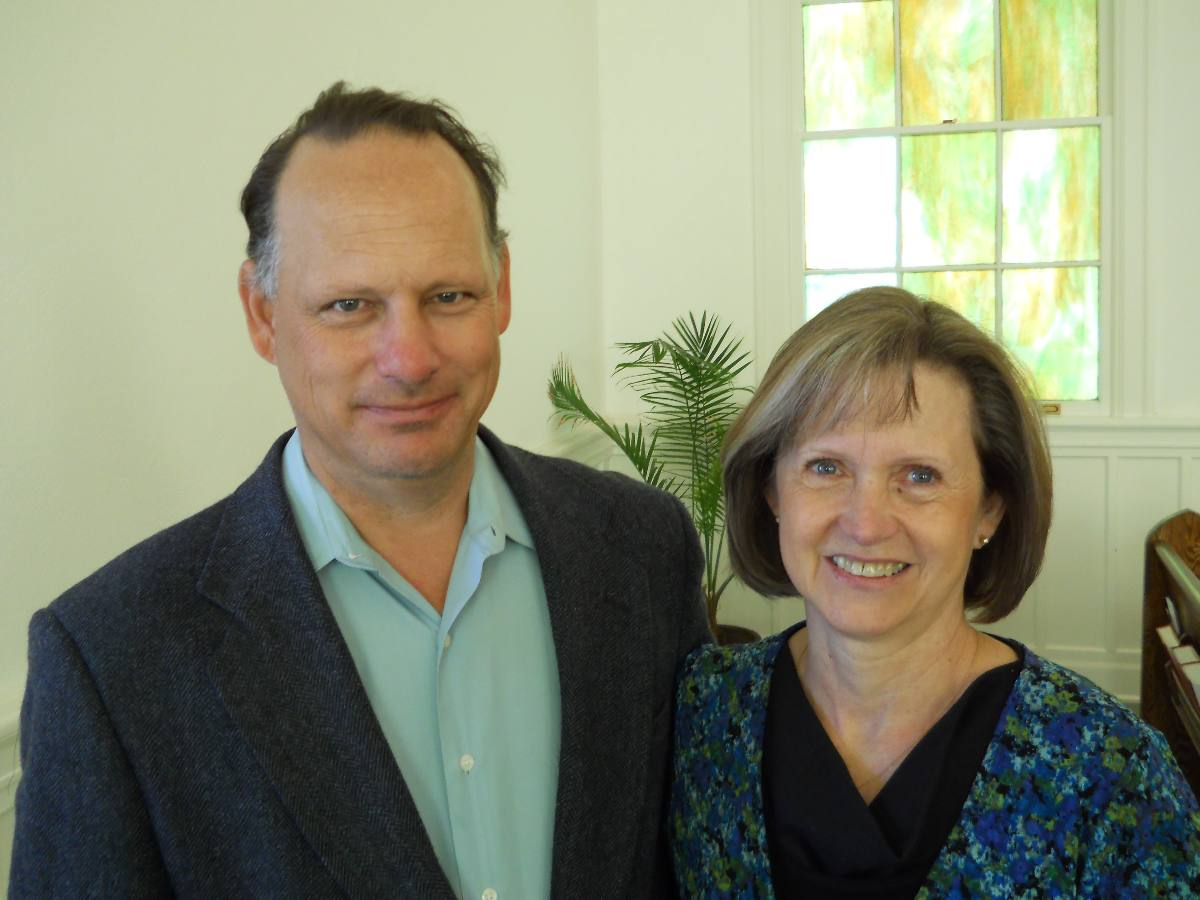Tim and Sue Coleman